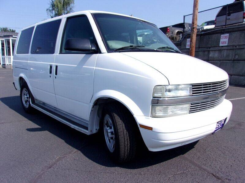 2003 Chevrolet Astro for sale at Delta Auto Sales in Milwaukie OR