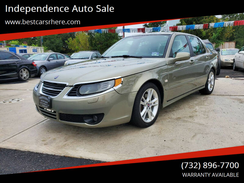 2008 Saab 9-5 for sale at Independence Auto Sale in Bordentown NJ