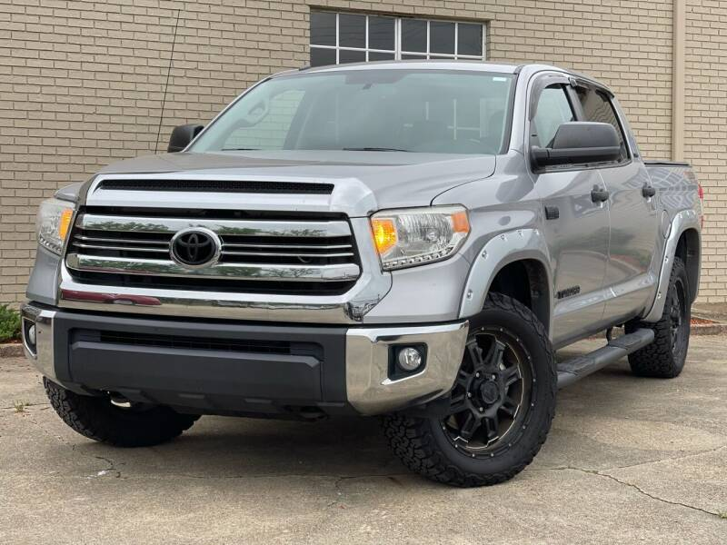 2016 Toyota Tundra for sale at Quality Auto of Collins in Collins MS