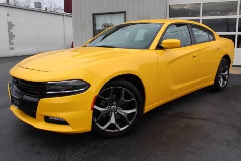 2017 Dodge Charger for sale at Platinum Motors LLC in Reynoldsburg OH