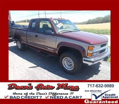 1997 Chevrolet C/K 2500 Series for sale at Dean's Auto Plaza in Hanover PA