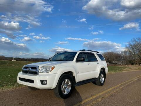 2006 Toyota 4Runner for sale at Tennessee Valley Wholesale Autos LLC in Huntsville AL