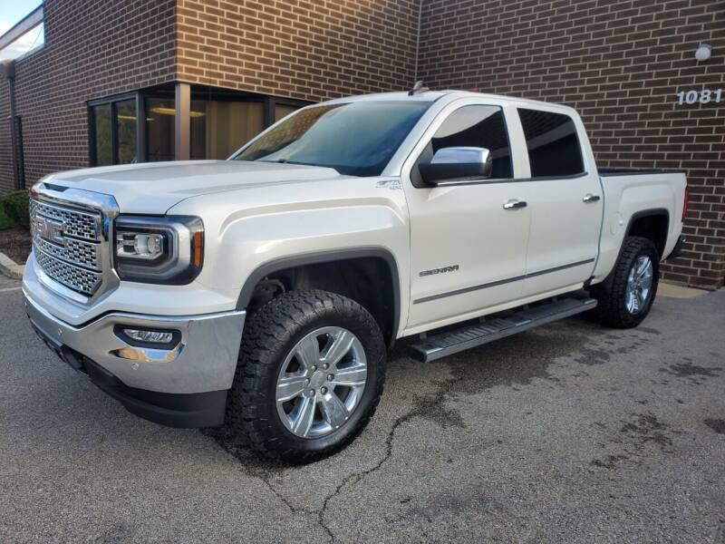 2018 GMC Sierra 1500 for sale at Toy Barn Inc in Bensenville IL