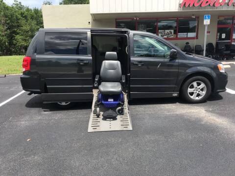 2011 Dodge Grand Caravan for sale at The Mobility Van Store in Lakeland FL