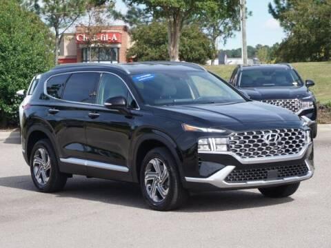 2021 Hyundai Santa Fe for sale at PHIL SMITH AUTOMOTIVE GROUP - Pinehurst Toyota Hyundai in Southern Pines NC