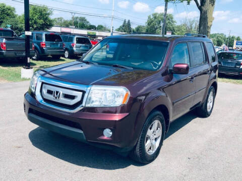 2011 Honda Pilot for sale at Elvis Auto Sales LLC in Grand Rapids MI