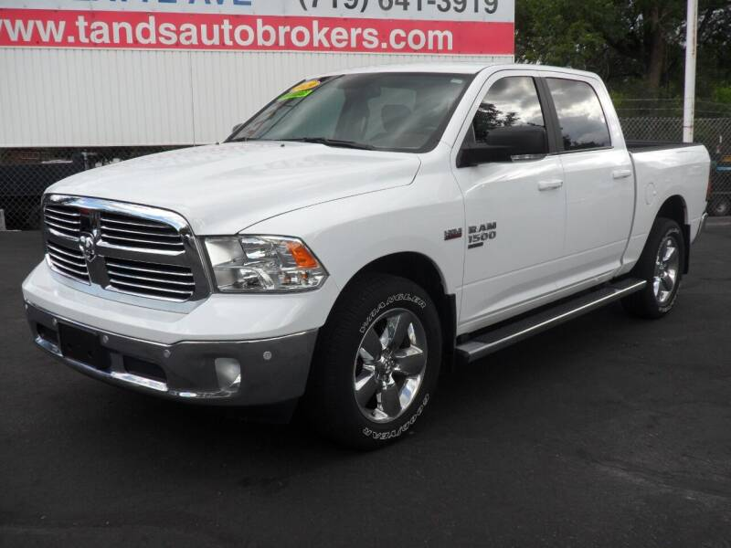 2019 RAM Ram Pickup 1500 Classic for sale at T & S Auto Brokers in Colorado Springs CO