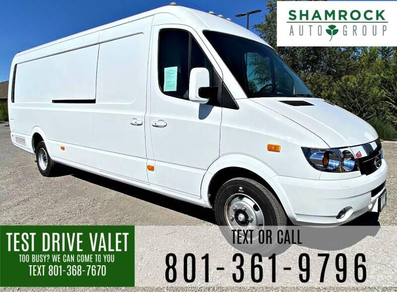 2017 Chanje v8070 for sale at Shamrock Group LLC #1 in Pleasant Grove UT