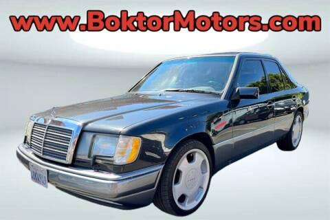 1995 Mercedes-Benz E-Class for sale at Boktor Motors in North Hollywood CA