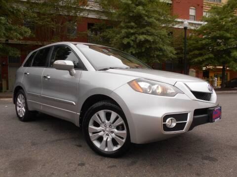 2010 Acura RDX for sale at H & R Auto in Arlington VA