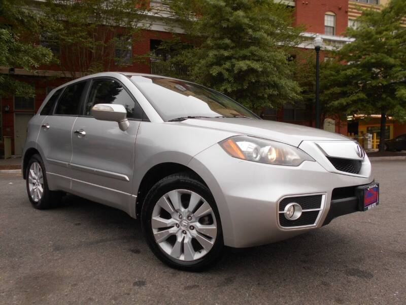 2010 Acura RDX for sale at H & R Auto in Arlington VA