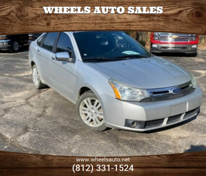 2011 Ford Focus for sale at Wheels Auto Sales in Bloomington IN