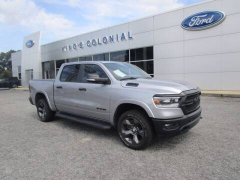 2021 RAM Ram Pickup 1500 for sale at King's Colonial Ford in Brunswick GA