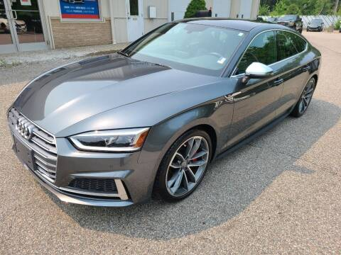 2018 Audi S5 Sportback for sale at Medway Imports in Medway MA