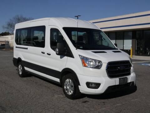 2020 Ford Transit Passenger for sale at AMS Vans in Tucker GA