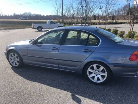 2000 BMW 3 Series for sale at Douthit Automotive, LLC in Advance NC