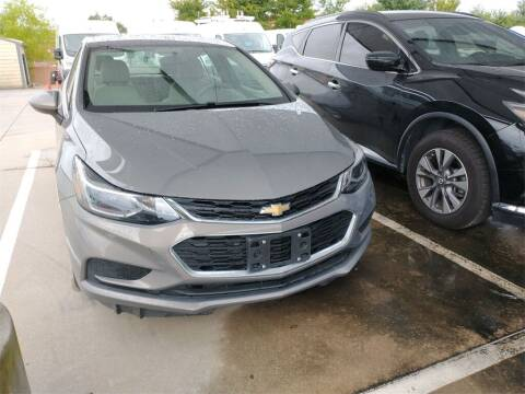 2018 Chevrolet Cruze for sale at Excellence Auto Direct in Euless TX