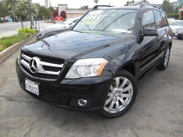 2012 Mercedes-Benz GLK for sale in Covina, CA