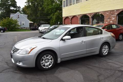 2011 Nissan Altima for sale at Absolute Auto Sales, Inc in Brockton MA