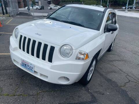 2007 Jeep Compass for sale at SNS AUTO SALES in Seattle WA