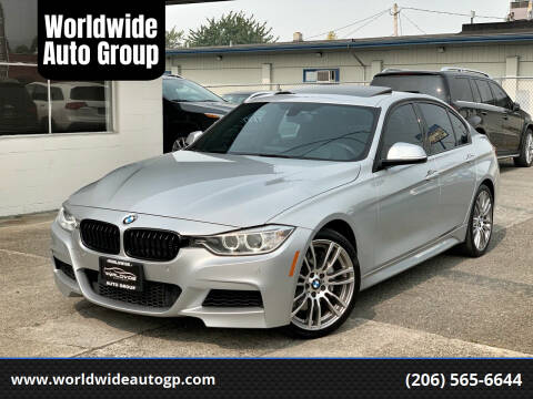 2013 BMW 3 Series for sale at Worldwide Auto Group in Auburn WA