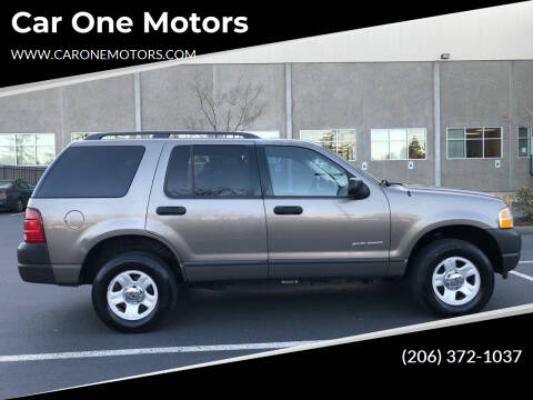 2004 Ford Explorer for sale at Car One Motors in Seattle WA