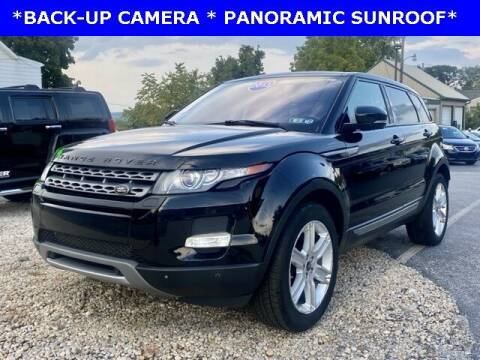 2013 Land Rover Range Rover Evoque for sale at Ron's Automotive in Manchester MD