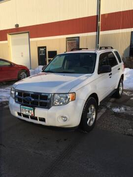 2011 Ford Escape for sale at Specialty Auto Wholesalers Inc in Eden Prairie MN