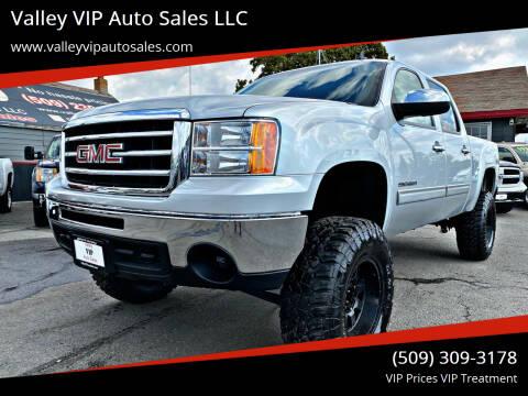 2013 GMC Sierra 1500 for sale at Valley VIP Auto Sales LLC in Spokane Valley WA