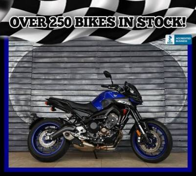 2019 Yamaha MT-09 for sale at Motomaxcycles.com in Mesa AZ