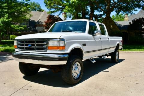1994 Ford F-350 for sale at A Motors in Tulsa OK