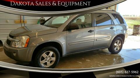 2005 Chevrolet Equinox for sale at Dakota Sales & Equipment in Arlington SD