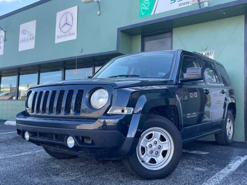 2015 Jeep Patriot for sale at KARZILLA MOTORS in Oakland Park FL
