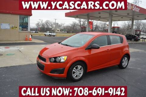 2012 Chevrolet Sonic for sale at Your Choice Autos - Crestwood in Crestwood IL