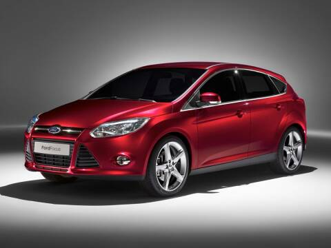2013 Ford Focus for sale at Tom Peacock Nissan (i45used.com) in Houston TX