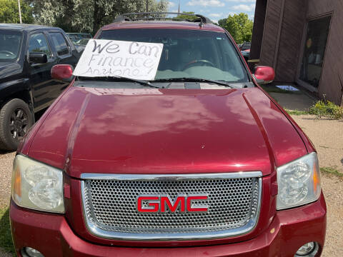 2006 GMC Envoy XL for sale at Continental Auto Sales in White Bear Lake MN