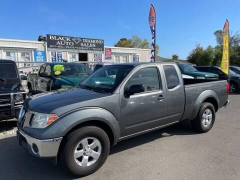 2009 Nissan Frontier for sale at Black Diamond Auto Sales Inc. in Rancho Cordova CA