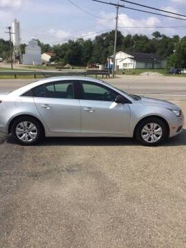 2011 Chevrolet Cruze for sale at Stewart's Motor Sales in Byesville OH
