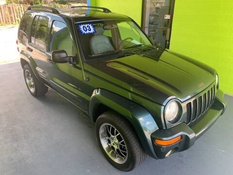 2003 Jeep Liberty for sale at Autos to Go of Florida in Daytona Beach FL