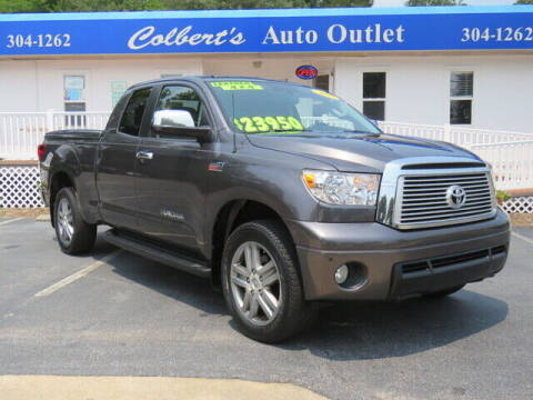2013 Toyota Tundra for sale at Colbert's Auto Outlet in Hickory NC
