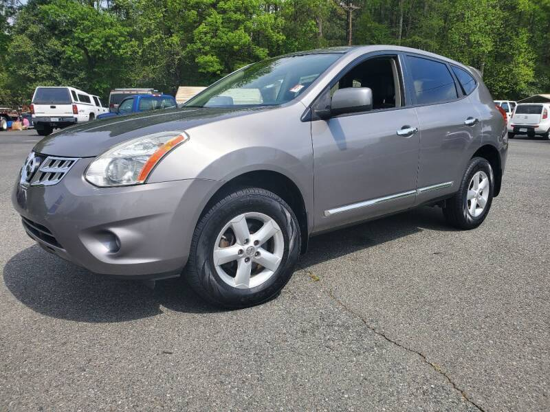 2013 Nissan Rogue for sale at Brown's Used Auto in Belmont NC
