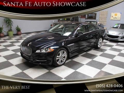2012 Jaguar XJ for sale at Santa Fe Auto Showcase in Santa Fe NM