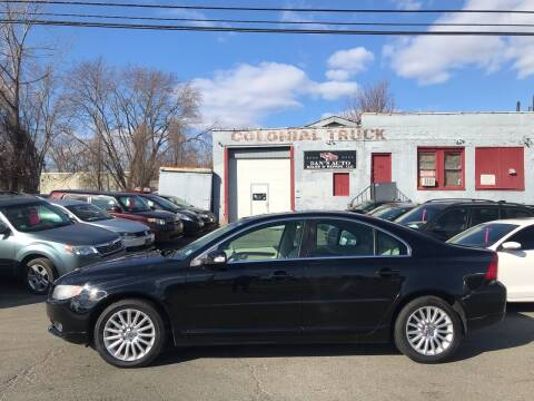 2007 Volvo S80 for sale at Dan's Auto Sales and Repair LLC in East Hartford CT