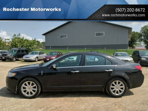 2011 Lincoln MKZ for sale at Rochester Motorworks in Rochester MN