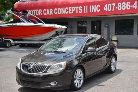 2014 Buick Verano for sale at Motor Car Concepts II - Kirkman Location in Orlando FL