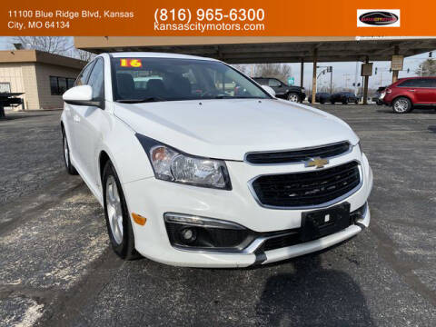 2016 Chevrolet Cruze Limited for sale at Kansas City Motors in Kansas City MO