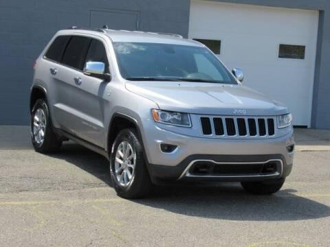 2015 Jeep Grand Cherokee for sale at K&M Wayland Chrysler  Dodge Jeep Ram in Wayland MI