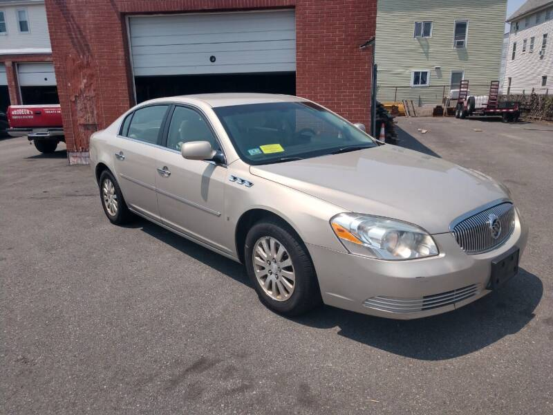 2008 Buick Lucerne for sale at A J Auto Sales in Fall River MA