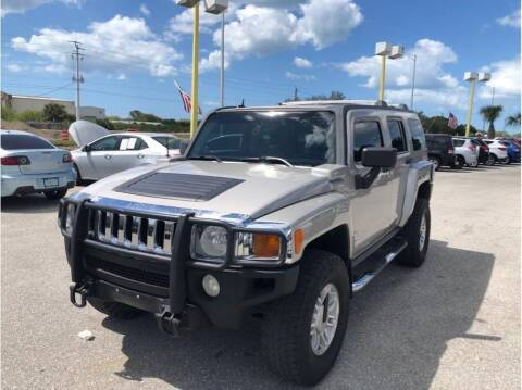 2006 HUMMER H3 for sale at My Value Car Sales in Venice FL