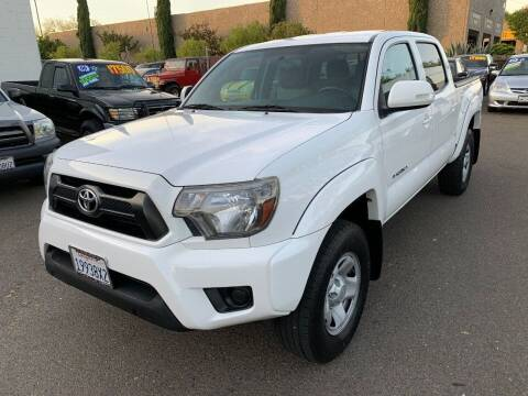 2014 Toyota Tacoma for sale at C. H. Auto Sales in Citrus Heights CA